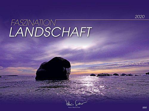 Bildkalender Werbekalender Wandkalender Faszination Landschaft 2020, Fotos_ Klaus Ender